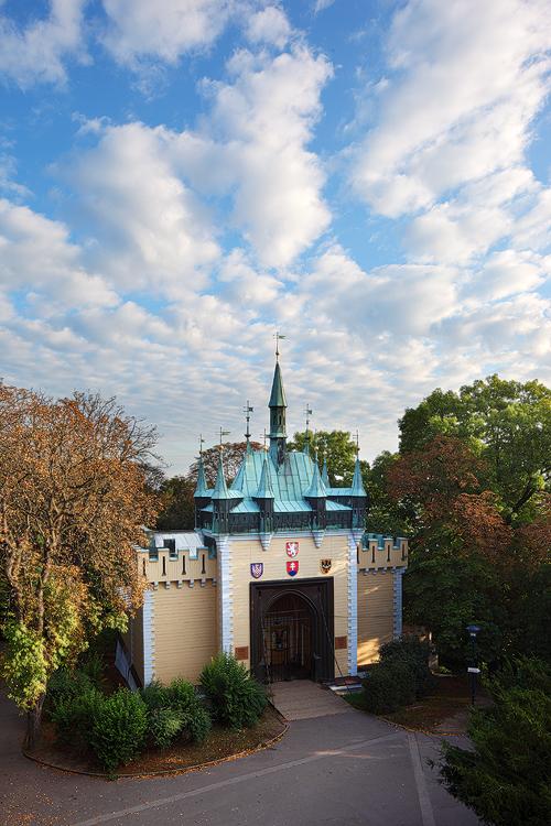Bludiště na Petříně