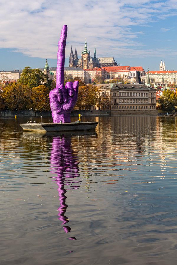 Pozdrav na Hrad od Davida Černého