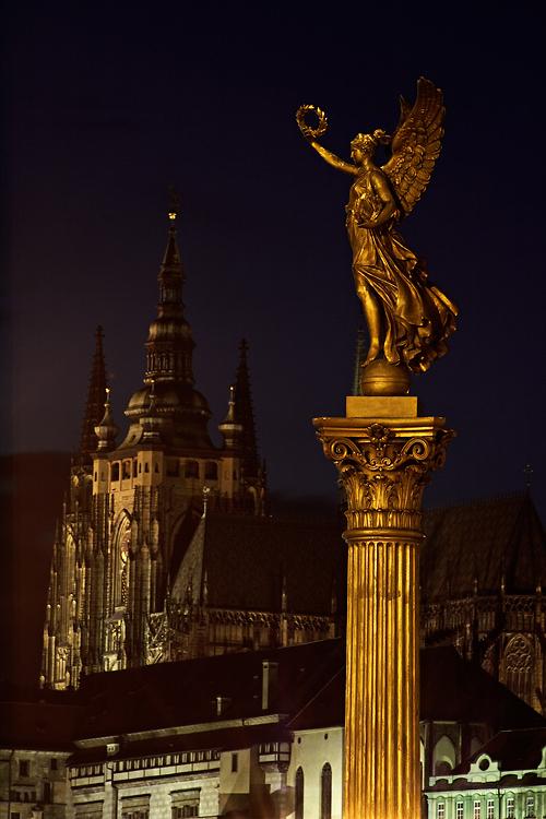 Múza Pražského hradu