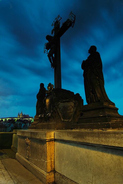 Karlův most - Kristus