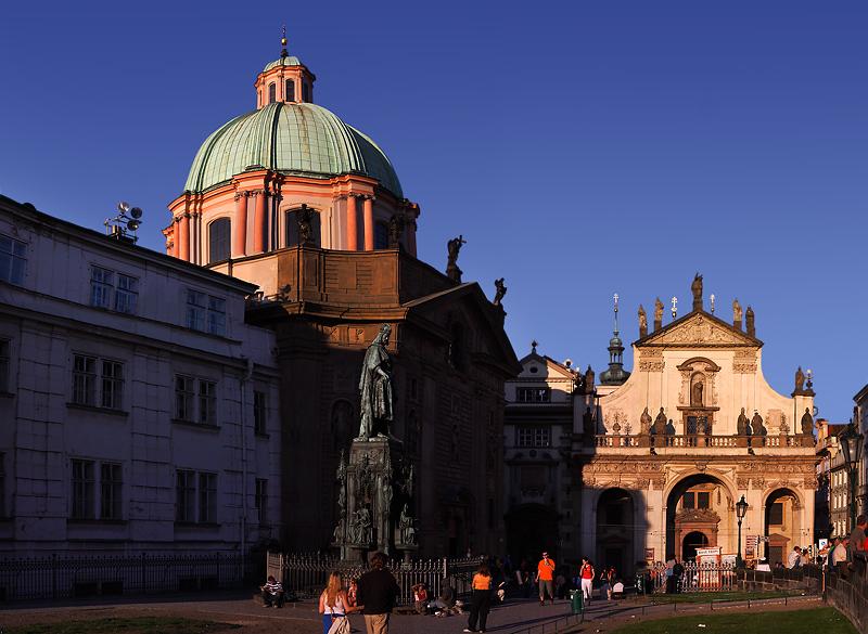 Křížovnické náměstí