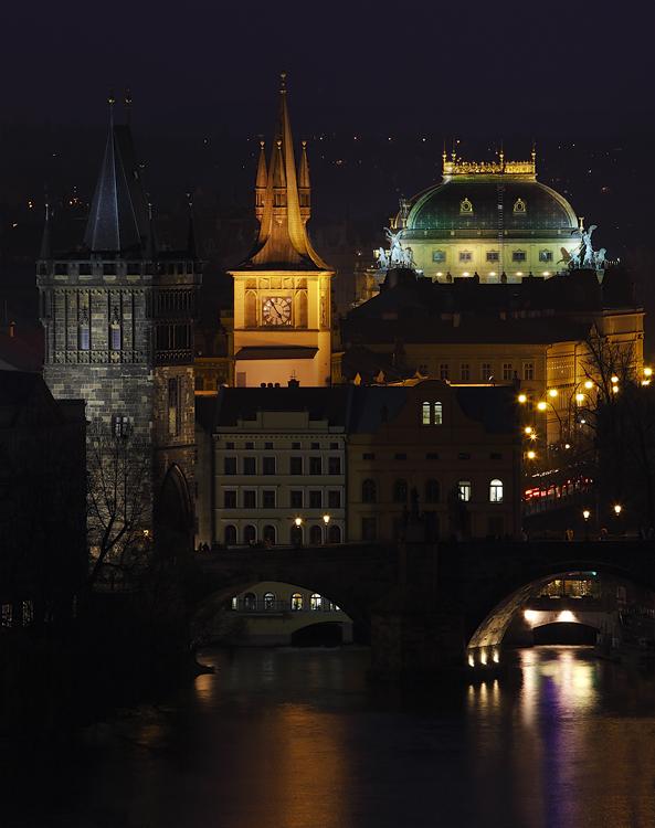 Noční věže
