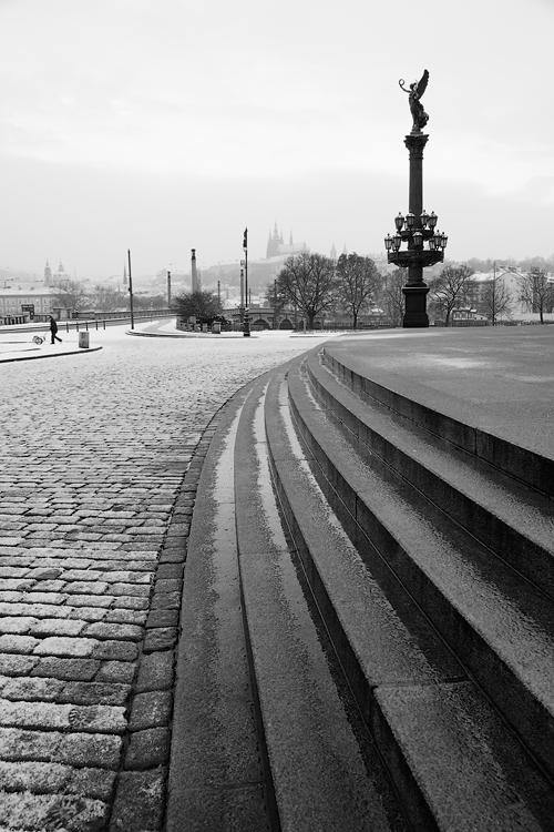 Palachovo náměstí - schody