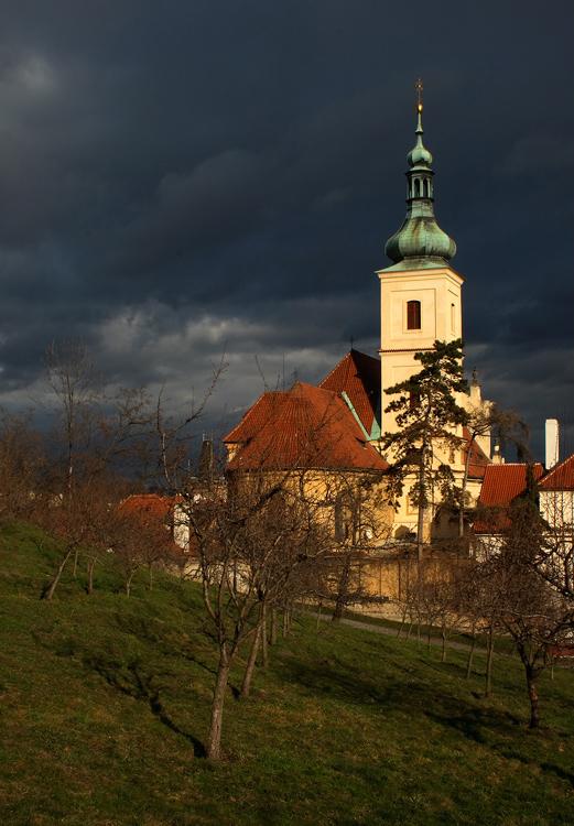 Kostel panny Marie vítězné II.