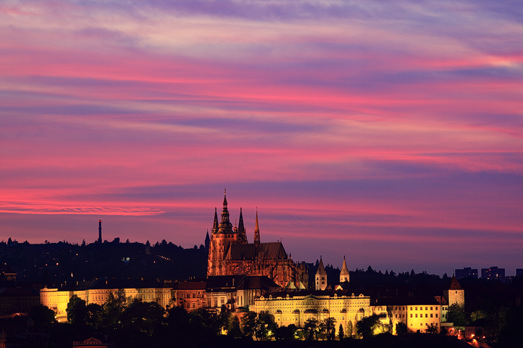 Peklo za Pražským hradem