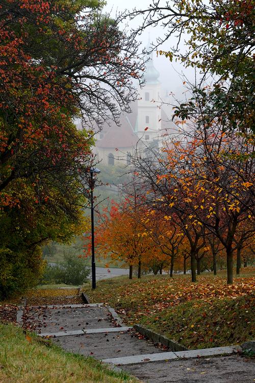 Podzimní petřín