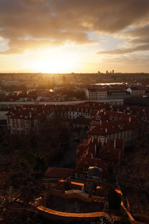Praha z Opyše