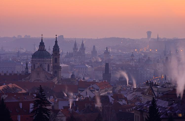 Pražský úsvit