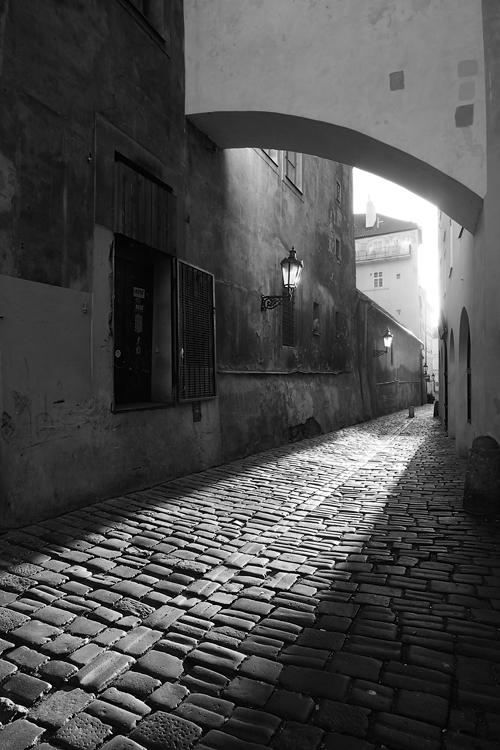 Saská ulice