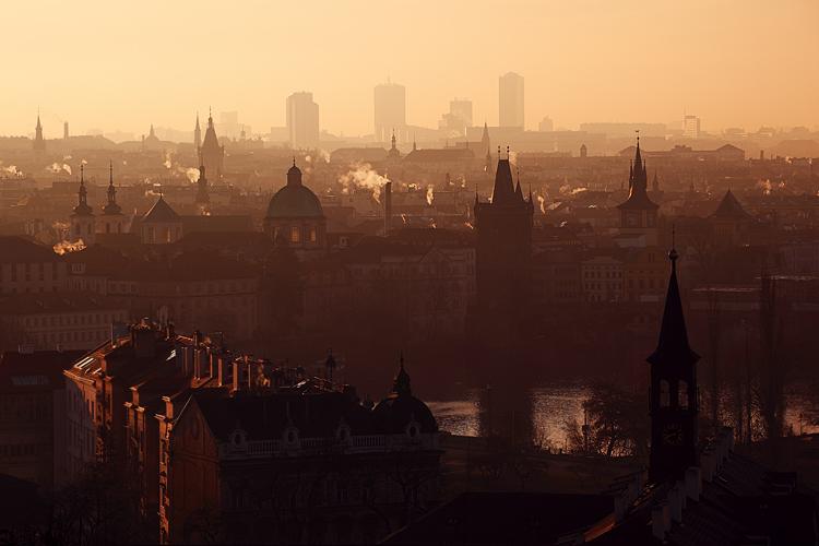 Tváře města