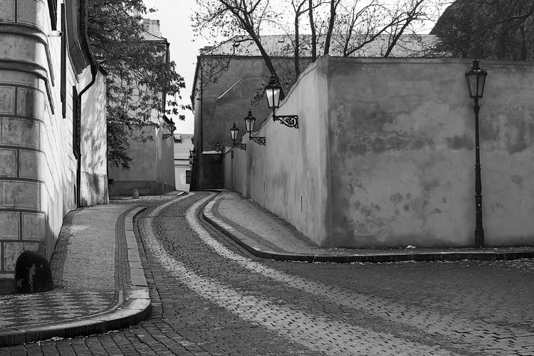 Ulice U Kasáren