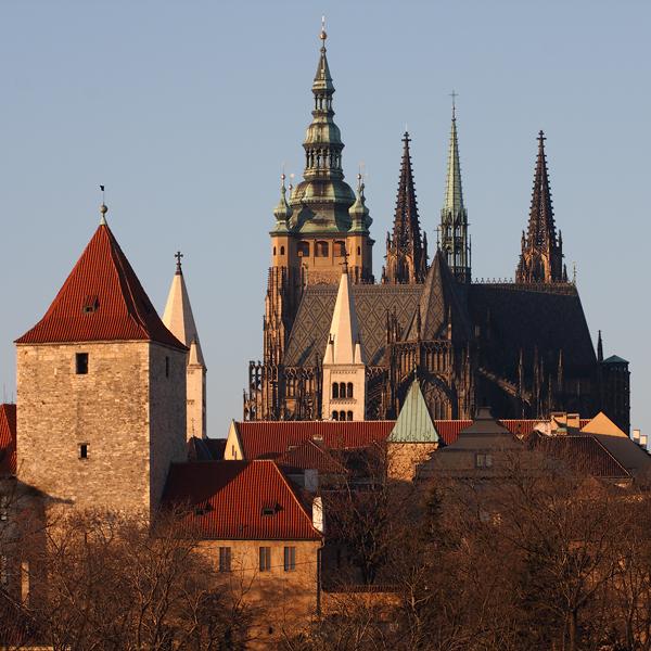 Věže Pražského hradu