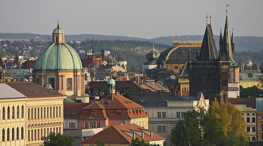 Věžová Praha