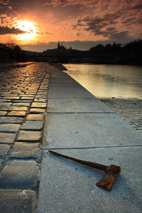 Vpád barbarů do Prahy