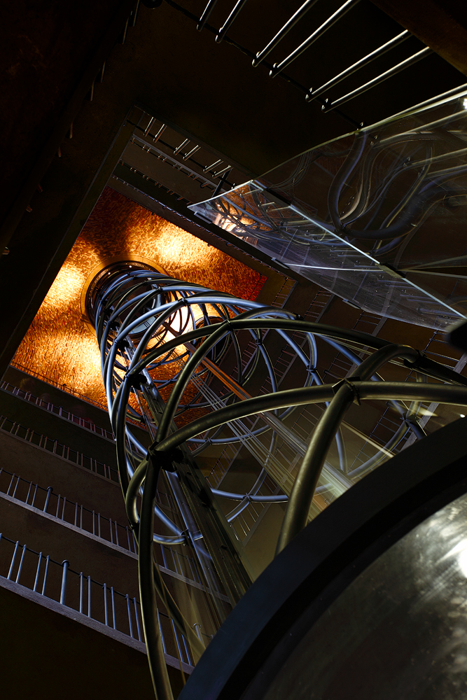 Výtah staroměstské radnice